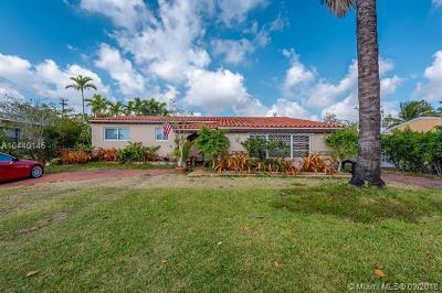 Miami FL Single Family Home For Sale: $420,000