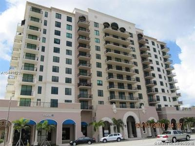 Coral Gables Condo For Sale: 1300 Ponce De Leon Blvd #905