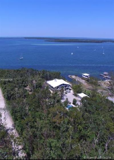 Single Family Home For Sale: 101660 Overseas Highway