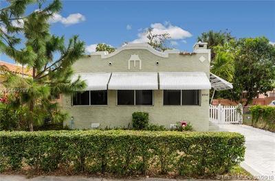 Miami FL Single Family Home For Sale: $449,000
