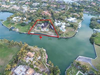 Coral Gables Residential Lots & Land For Sale: 601 Leucadendra Dr