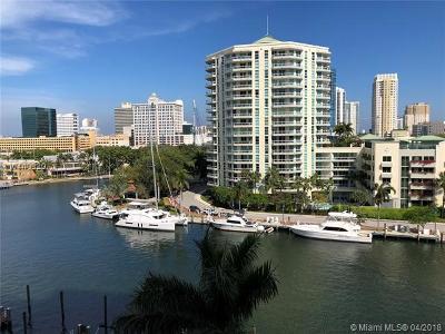 Fort Lauderdale Condo For Sale: 600 W Las Olas Blvd #707S
