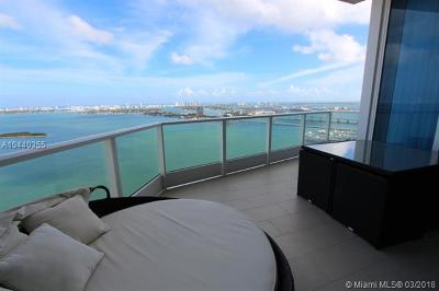 Miami Condo For Sale: 2020 N Bayshore Dr #3501