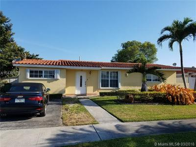 Hialeah Single Family Home For Sale: 1327 W 80th St
