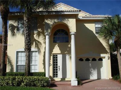 boca raton Single Family Home For Sale: 7330 Panache Way