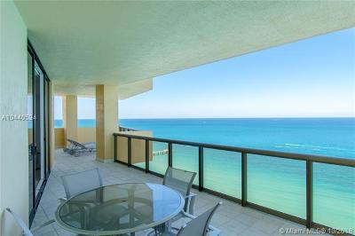 Sunny Isles Beach Condo For Sale: 16275 Collins Ave #2601