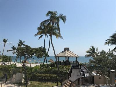Key Biscayne Condo For Sale: 1121 Crandon Blvd #E106