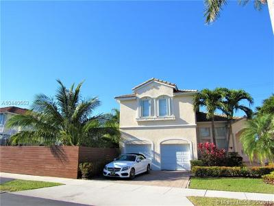 Doral Single Family Home For Sale: 11371 NW 48th Terrace