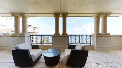 Fisher Island Condo For Sale: 7471 Fisher Island Dr #7471