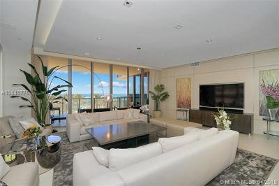 Bal Harbour Condo For Sale: 9705 Collins Ave #501N