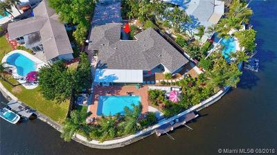 Wilton Manors Single Family Home For Sale: 2164 NE 27th Dr