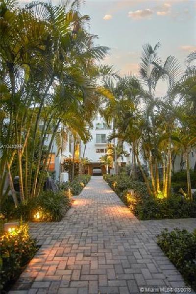 Miami Beach Condo For Sale: 1024 Lenox Ave #4