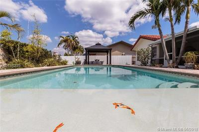 Miami Single Family Home For Sale: 3550 SW 136th Ct