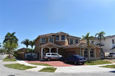 Single Family Home For Sale: 15076 SW 20 Ln