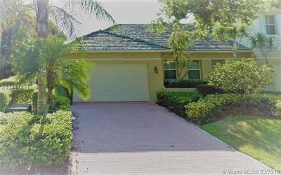 Boca Raton Single Family Home For Sale: 5811 NW 40th Ter