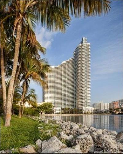 Miami Condo For Sale: 2020 N Bayshore Dr #3404