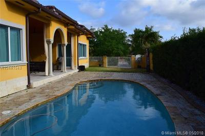 Doral Single Family Home For Sale: 2675 NW 100th Ave