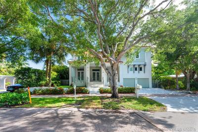 Key Biscayne Single Family Home For Sale: 287 W Mashta Dr
