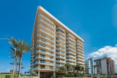 Surfside Condo For Sale: 8855 Collins Ave #8B