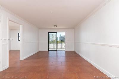 Miami Beach Condo For Sale: 990 Biarritz Dr #502