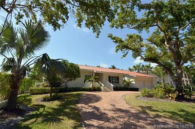 Coral Gables Single Family Home For Sale: 1540 Tagus Ave