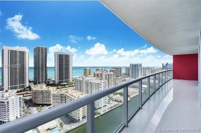 Hallandale Condo For Sale: 2600 E Hallandale Beach Blvd #T2902