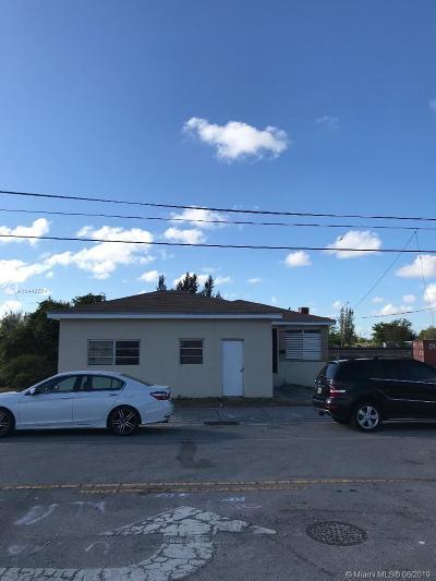 Opa-Locka Single Family Home For Sale: 1742 Ali Baba Ave