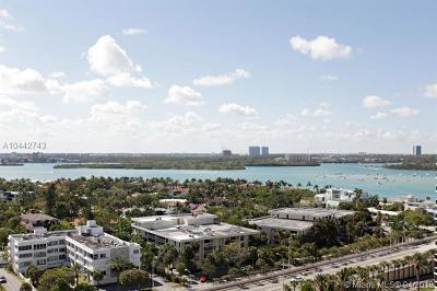 Bal Harbour Condo For Sale: 10225 Collins Ave #1103