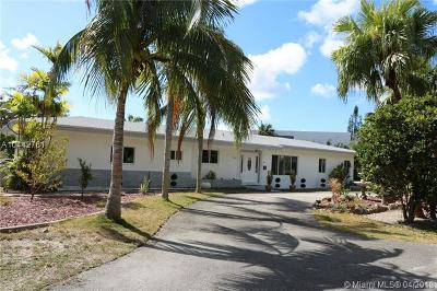 Pinecrest Single Family Home For Sale: 9345 SW 73 Road