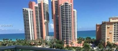 Sunny Isles Beach Condo For Sale: 19370 Collins Ave #PH-7