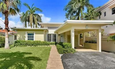 Fort Lauderdale Single Family Home For Sale: 609 Poinciana Drive