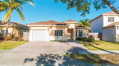 Cutler Bay Single Family Home For Sale: 20871 SW 91st Ct