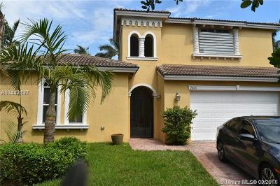 Miramar Single Family Home For Sale: 2603 SW 130th Ter