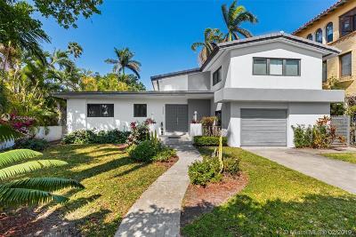 Miami Beach Single Family Home For Sale: 2388 Prairie Ave