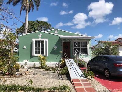 Miami Single Family Home For Sale: 2425 SW 26th Ln