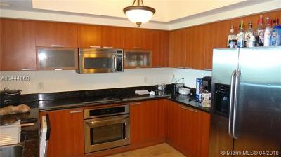 North Miami Condo For Sale: 14951 Royal Oaks Ln #1006