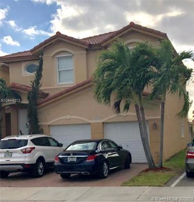 Doral Single Family Home For Sale: 8666 NW 109th Ct