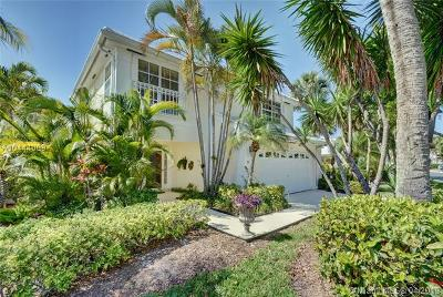 Palm Beach Gardens Single Family Home For Sale: 30 Windsor Ln.