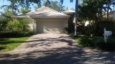 Delray Beach Single Family Home For Sale: 3945 Sea Grape Cir