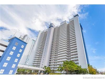 North Miami Condo For Sale: 14951 Royal Oaks Lane #203
