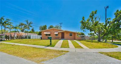Cutler Bay Single Family Home For Sale: 9850 Haitian Dr