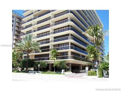 Surfside Condo For Sale: 9455 Collins Ave #404