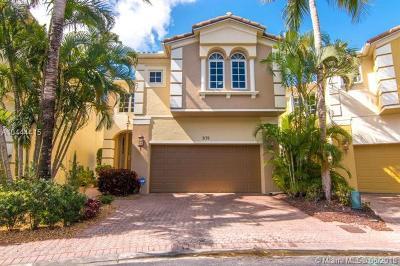 Aventura Single Family Home For Sale: 3178 NE 211th St