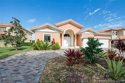 Cutler Bay Single Family Home For Sale: 7925 SW 193rd St