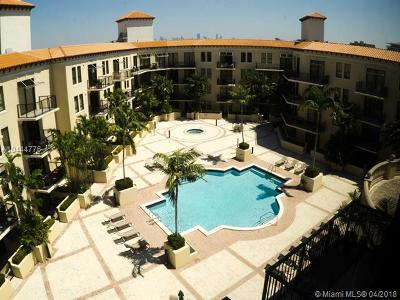 Coral Gables Condo For Sale: 55 Merrick Way #803