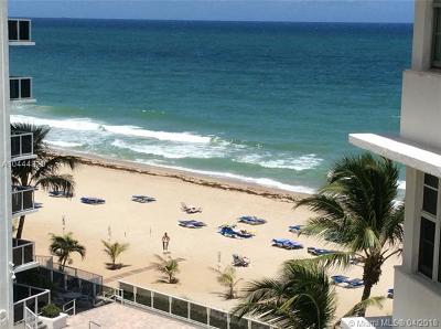 Fort Lauderdale Condo For Sale: 3600 Galt Ocean Dr #6C