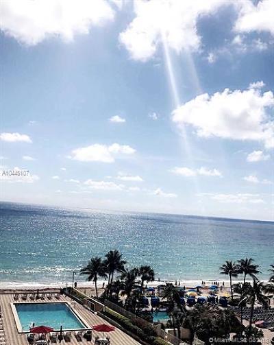Fort Lauderdale Condo For Sale: 4100 Galt Ocean Drive #606