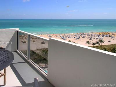 Miami Beach Condo For Sale: 100 Lincoln Rd #1242