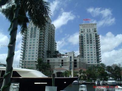 Fort Lauderdale Condo For Sale: 610 W Las Olas Blvd #1221N