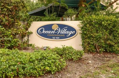 Key Biscayne Condo For Sale: 55 Ocean Lane Dr #4028